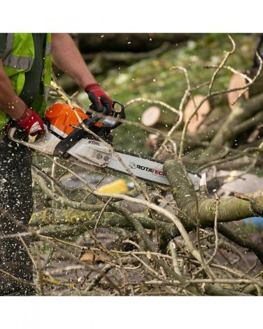 Treehog Hi-Vis Orange GO/RT Chainsaw Trouser Type C Class 2